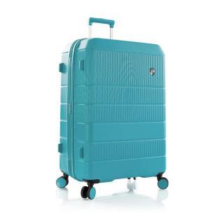 Heys Skořepinový cestovní kufr Neo L Aqua 128 l modrá