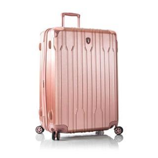 Heys Skořepinový cestovní kufr Xtrak L Rose Gold 153 l růžová