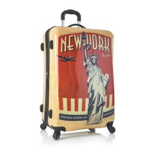 Heys Vintage Traveler L New York více barev