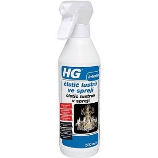 HG Čistič lustrů ve spreji 500 ml