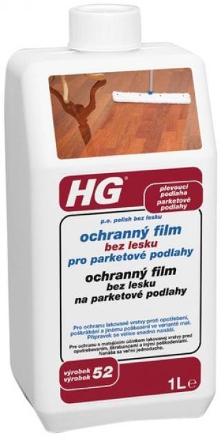 HG Ochranný film bez lesku pro parketové podlahy 1l HGFBPP