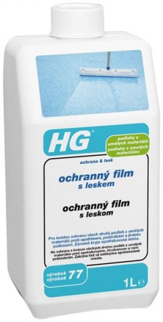 HG Ochraný film s leskem 1l HGOOLV