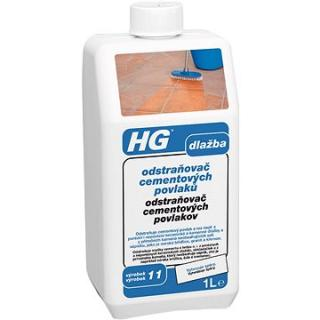HG Odstraňovač cementových povlaků 1 l