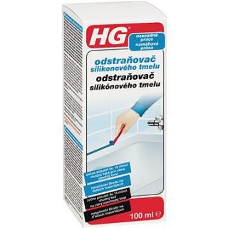 HG Odstraňovač silikonového tmelu 100 ml