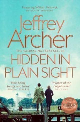 Hidden in Plain Sight - Archer Jeffrey