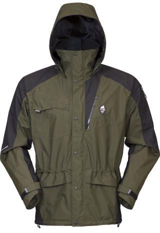 High point Mania 6.0 M, dark khaki/black Pánská outdoor bunda M