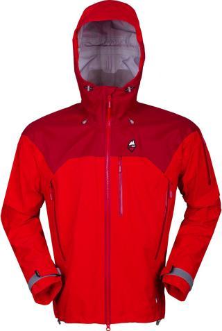 High point Protector 5.0 Jacket M, red/red dahlia Pánská hardshellová bunda M