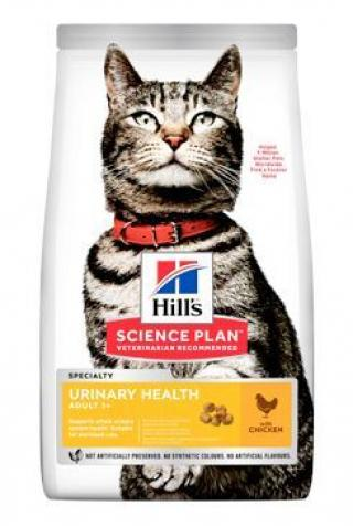 Hill´s Hills Feline SP Adult Urinary Health Kuře 3kg