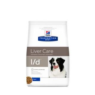 Hill´s prescription diet canine l/d 12kg
