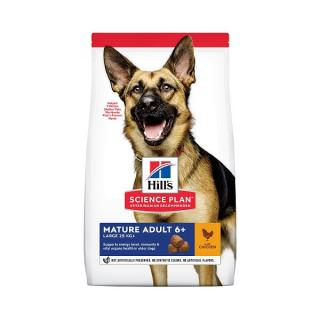 Hill´s science plan canine mature adult 5  large breed chicken 18kg