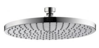 Hlavová sprcha Hansgrohe Axor Steel vzhled nerezu 28494800 ostatní vzhled nerezu