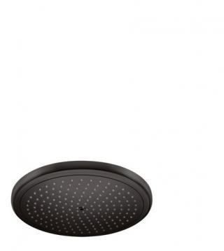 Hlavová sprcha Hansgrohe Croma matná černá 26221670 černá matná černá