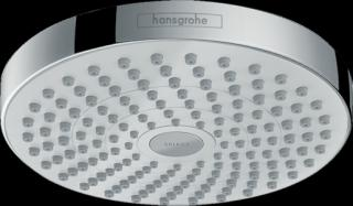 Hlavová sprcha Hansgrohe Croma Select S bílá/chrom 26522400 chrom bílá