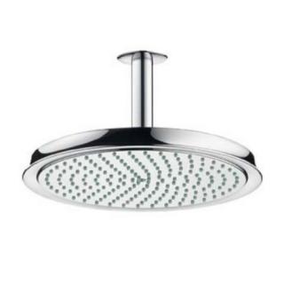 Hlavová sprcha Hansgrohe Raindance Classic strop včetně sprchového ramena chrom 27405000 chrom chrom