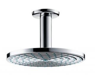 Hlavová sprcha Hansgrohe Raindance S strop včetně sprchového ramena chrom 27478000 chrom chrom