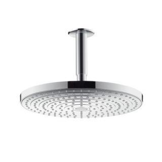 Hlavová sprcha Hansgrohe Raindance Select S strop včetně sprchového ramena chrom 27337000 chrom chrom