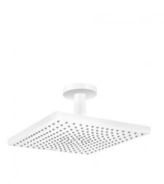 Hlavová sprcha Hansgrohe Raindance strop včetně sprchového ramena matná bílá 26250700 bílá matná bílá