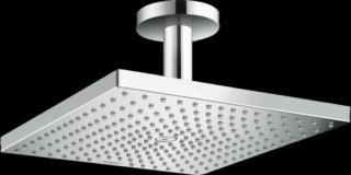 Hlavová sprcha Hansgrohe Raindance včetně sprchového ramena chrom 26250000 chrom chrom