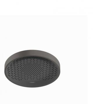 Hlavová sprcha Hansgrohe Rainfinity kartáčovaný černý chrom 26231340 černá kartáčovaný černý chrom