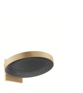 Hlavová sprcha Hansgrohe Rainfinity na stěnu kartáčovaný bronz 26230140 ostatní kartáčovaný bronz