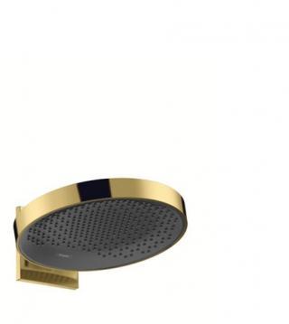 Hlavová sprcha Hansgrohe Rainfinity na stěnu leštěný vzhled zlata 26230990 ostatní leštěný vzhled zlata