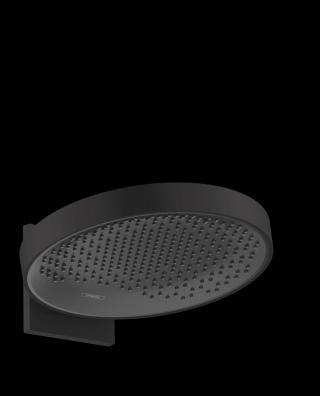 Hlavová sprcha Hansgrohe Rainfinity na stěnu matná černá 26230700 černá matná černá