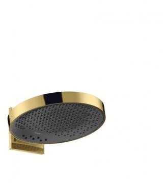 Hlavová sprcha Hansgrohe Rainfinity pod omítku leštěný vzhled zlata 26234990 ostatní leštěný vzhled zlata