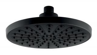 Hlavová sprcha Novaservis černá RUP/200,5 černá černá