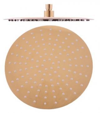 Hlavová sprcha RAV SLEZÁK zlatá KS0001Z ostatní zlatá
