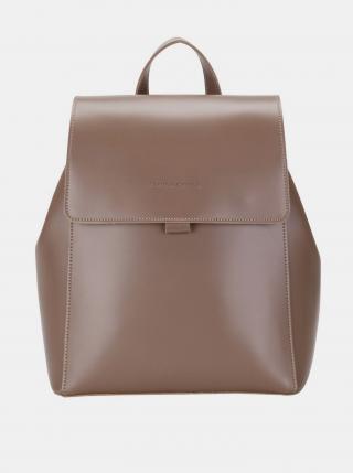 Hnědý batoh Claudia Canova dámské hnědá