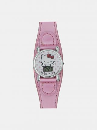 Hodinky Hello Kitty růžová