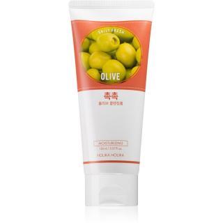 Holika Holika Daily Fresh Olive hydratační čisticí pěna 150 ml dámské 150 ml