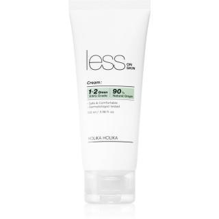 Holika Holika Less On Skin zklidňující a hydratační krém 100 ml dámské 100 ml