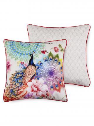 Home dekorativní polštář s výplní Bengta 48x48 fialová