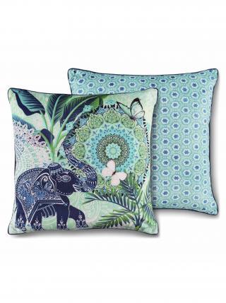 Home dekorativní polštář s výplní Hip Isara 48x48 modrá