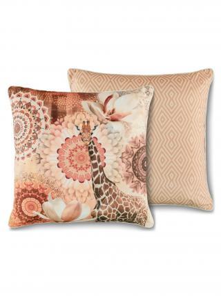 Home dekorativní polštář s výplní Hip Rivkah 48x48 béžová