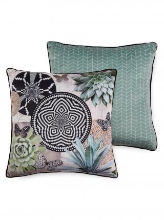 Home dekorativní polštář s výplní Hip Skylar 48x48 béžová