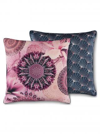 Home dekorativní polštář s výplní Hip Zinzi 48x48 modrá