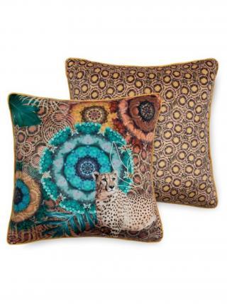 Home dekorativní polštář s výplní Zenta 48x48 fialová