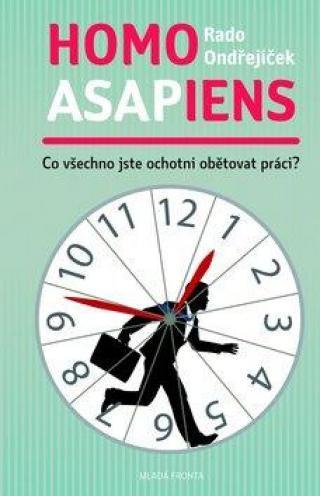 Homo asapiens - Ondřejíček Rado
