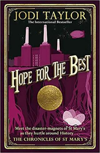 Hope for the Best - Taylor Jodi