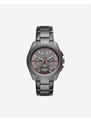 Horloge Hodinky Armani Exchange pánské stříbrná