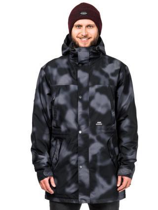 Horsefeathers PORKER HFXJBMC zimní pánská bunda pánské šedá S