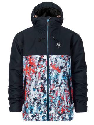 Horsefeathers SABER painter zimní pánská bunda pánské modrá L