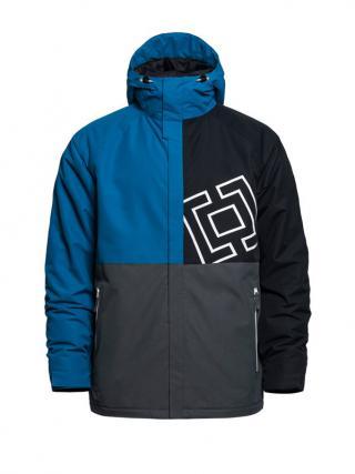 Horsefeathers TURNER seaport zimní pánská bunda pánské modrá XS