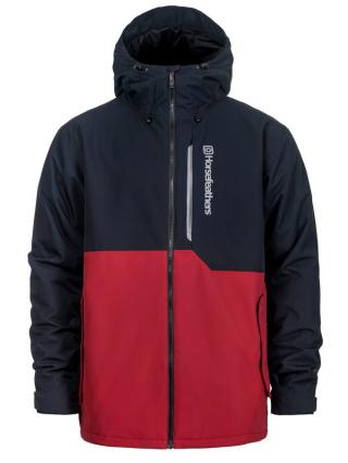 Horsefeathers WRIGHT RED zimní pánská bunda pánské červená XL
