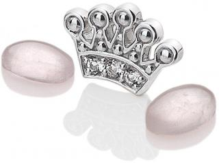 Hot Diamonds Element Korunka s růženíny Anais EX118