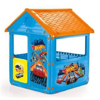 Hot Wheels Dětský zahradní domeček