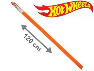 Hot Wheels dráha 120 cm