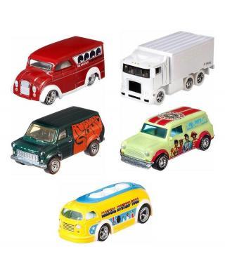 Hot Wheels prémiové auto - populární autíčko